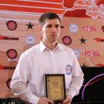Лучший судья 2016 года – Станислав Бабычев