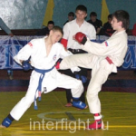 Лично-командное Первенство Евразии по полноконтактному рукопашному бою среди юношей (8-15 лет)