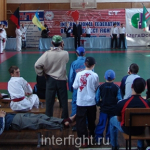 Personal-team International tournament of full contact fighting among youths and juniors.