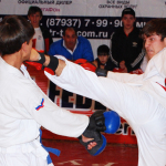 International tournament of full-contact fighting