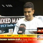 """Fighting series \""""Indian league of IF FCF-MMA 2009\"""" in India"""