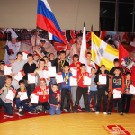 International tournament on FCF-MMA among young men and juniors.
