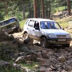 Отдых в Кавказских горах
