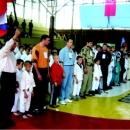 Первенство СНГ по полноконтактному рукопашному бою среди юношей 2003 года.