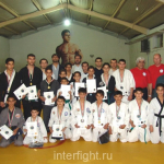 Организаторы, победители и призёры международного турнира.