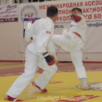 Championship of Russia on fullcontact fight among juniors