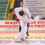 Лично-командное первенство СНГ по полноконтактному рукопашному бою среди юношей (8-15 лет).