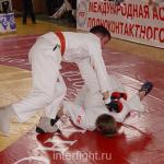 Первенство России  по полноконтактному рукопашному бою 28–30 января 2005, Россия, Кисловодск.