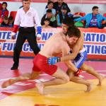 8-й Чемпионат и Первенство Мира FCF-MMA 2018