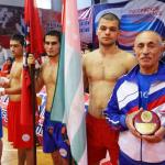 Чемпионат Евразии по ПРБ FCF-MMA 2016 г.