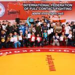 2-й Чемпионат и Первенство Азии FCF-MMA 2017