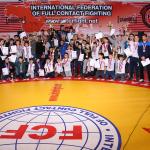 Чемпионат и Первенство России FCF-MMA 2017