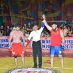 "International Tournament \""STORM\"" FCF-MMA 2018"