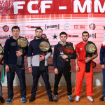 International Tournament «Global Fight Zone» FCF-MMA 2019