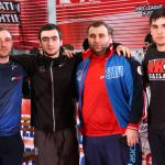 "Международный Турнир \""Global Fight Zone\"" FCF-MMA 2019"