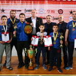 the 9th World Cup of FCF-MMA 2018