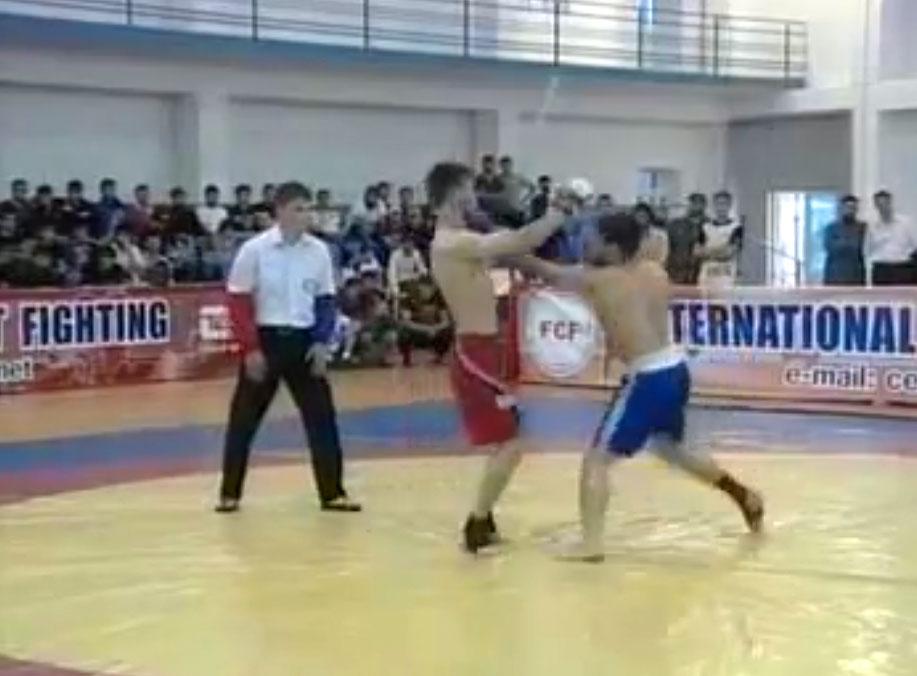 Всероссийский турнир профессионалов по полноконтактному рукопашному бою FCF-MMA