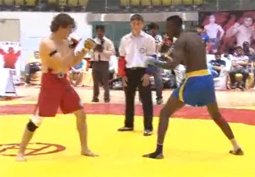 Видео Кубка Мира FCF-MMA 2012 в г. Дели Индия