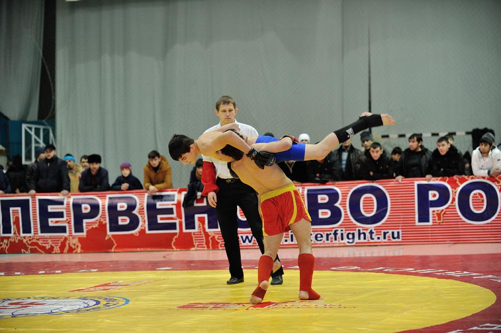 В г. Таганрог прошел Чемпионат и Первенство России ПРБ-FCF-MMA.