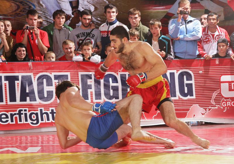 Видео Чемпионата России FCF-MMA г. Кисловодск 2013г.