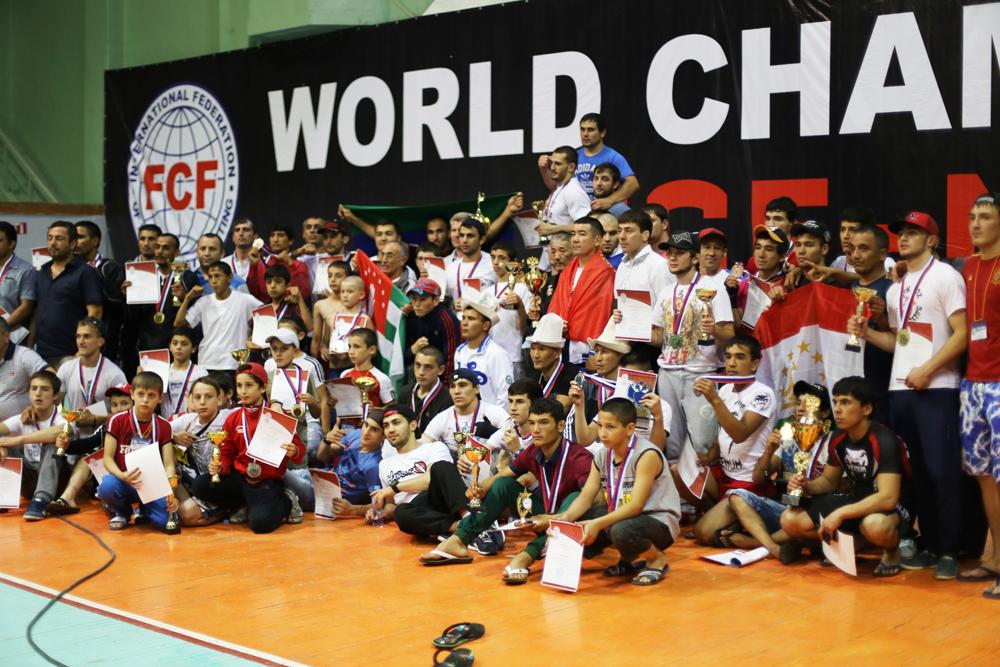 4-й Чемпионат Мира по ПРБ – FCF – MMA июнь 2014г.
