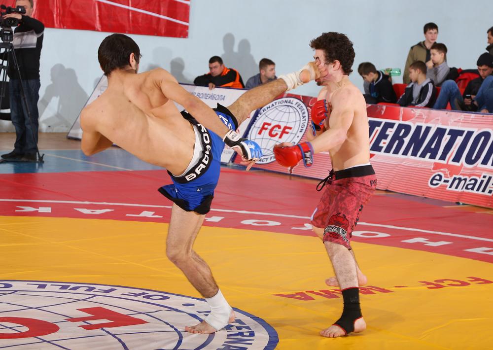 06-07 декабря состоялся Чемпионат и Первенство России по ПРБ-FCF-MMA 2014г.