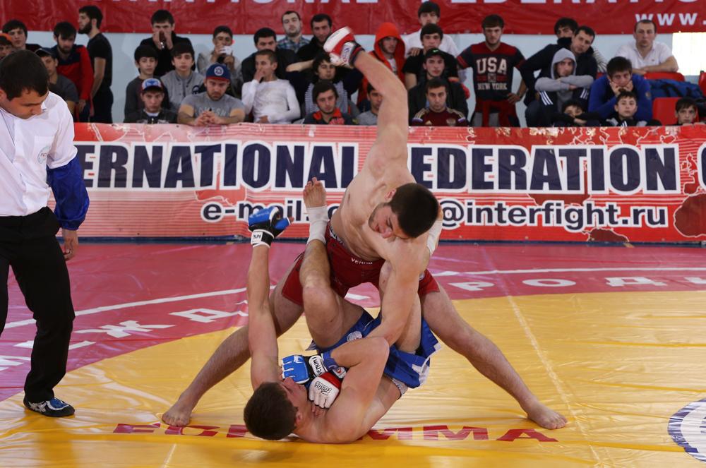26 апреля 2015г. состоялся Всероссийский отборочный турнир по ПРБ-FCF-MMA