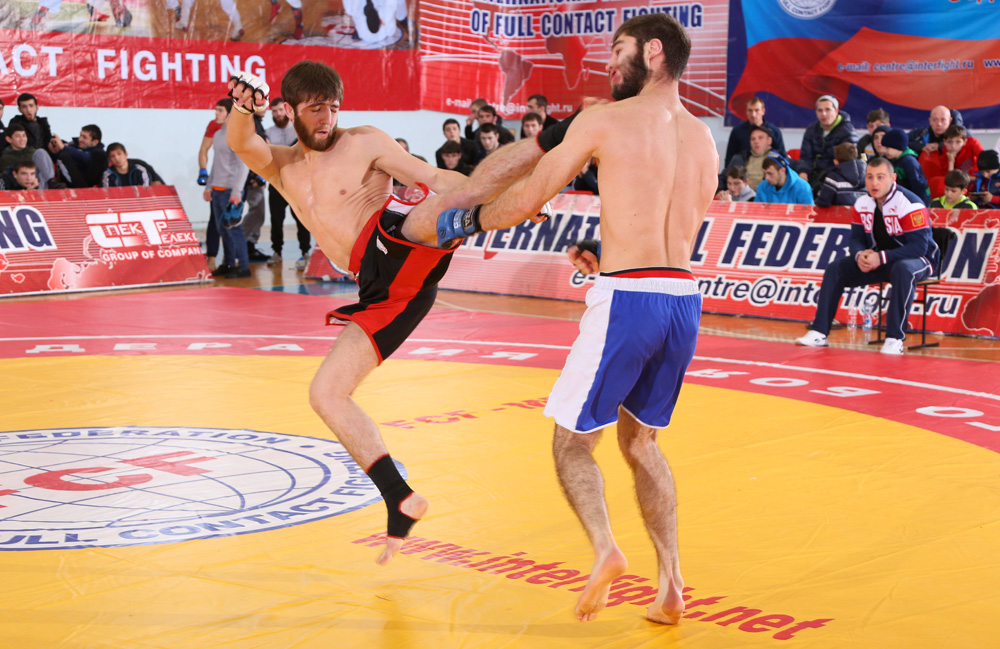Видео Чемпионата России FCF-MMA 2015