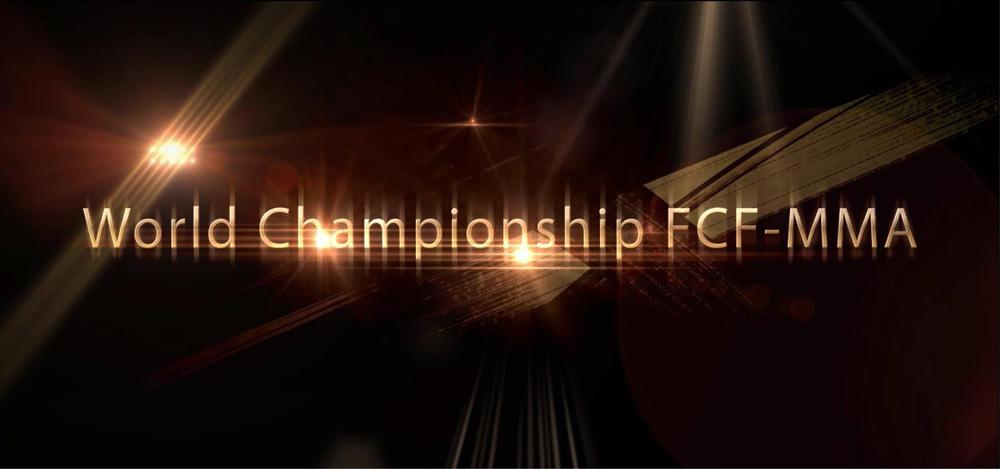 NEW Promo Clip Чемпионата Мира по ПРБ FCF-MMA 4-5 июня 2016