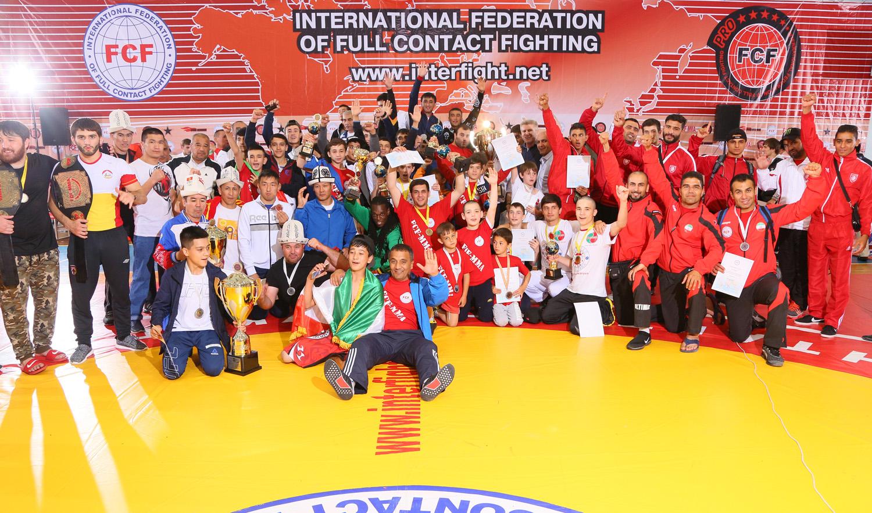 Фото Чемпионата Мира ПРБ FCF-MMA 2016 часть 3