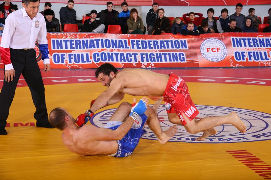 Видео Чемпионата и Первенства России FCF-MMA 2017