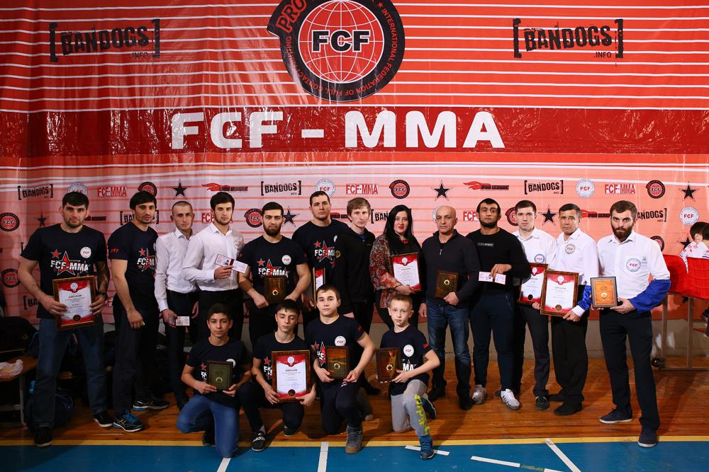 Лучшие FCF-MMA 2017 года