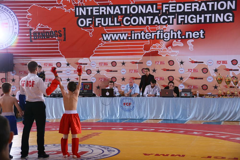 Отчет Кубок России FCF-MMA 2018