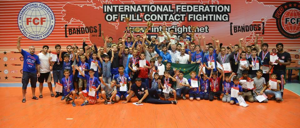 "Report International Tournament ""STORM"" FCF-MMA 2018"