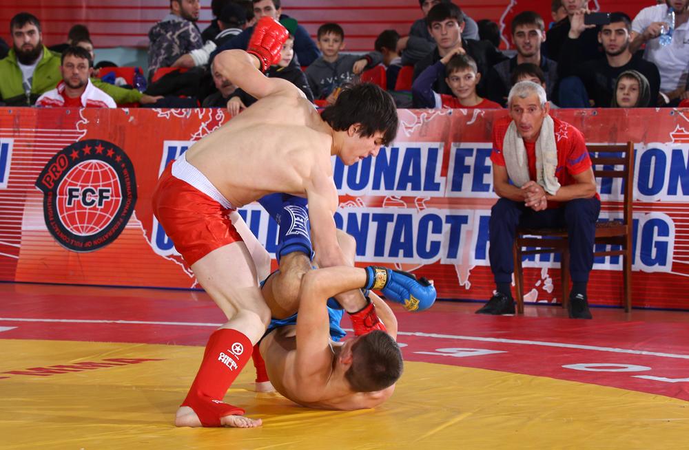 ВИДЕО 9-й Кубок Мира FCF-MMA 2018