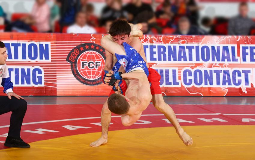 Видео Чемпионата и Первенства России FCF-MMA 2018