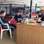 Международный судейский квалификационный семинар по ПРБ FCF-MMA 2017