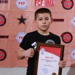 За рекордный счет в 2016 году награжден Сайд-Ахмад Касаев (Чеченская Республика)