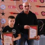 Лучшее отделение по организации региональных соревнований в 2016 году Награждено - Ростовское региональное отделение IF FCF-MMA