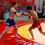 Professional tournament of full-contact fighting.