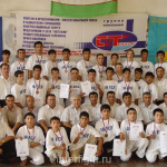 Судейский семинар и Турнир республики Узбекистан по ПРБ FCF-MMA 2004