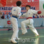 International Tournament among youths and juniors in FCF-MMA 2006