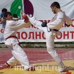 Open Personal-team Tournament of Eurasia of FCF among youths (8-15 years old).