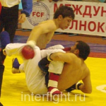 International Tournament among youths in FCF-MMA 2006