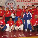 CIS Championship in FCF-MMA 2005