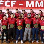 11-й Кубок Мира по ПРБ FCF-MMA 2019