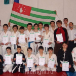 Championship of Abkhazia among youths and juniors in FCF-MMA 2006