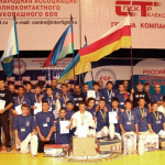 Championship of the CIS among juniors in FCF-MMA 2005
