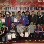 Championship of Russia among juniors in FCF-MMA 2007