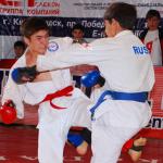 Международный Турнир среди юношей и юниоров по ПРБ FCF-MMA 2008
